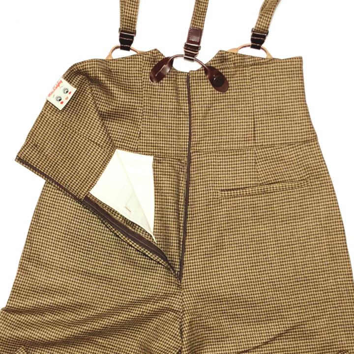 CLASSIC TWEED – SUSPENDER PANTSの商品画像4