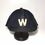 W – DENIM CAP / INDIGOの商品画像