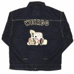 WRD – RODS -JACKET / INDIGOの商品画像