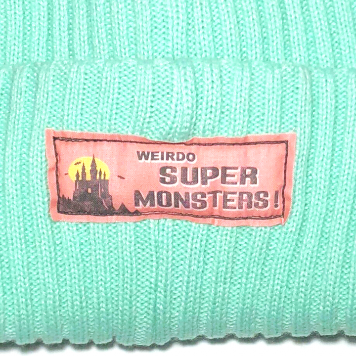 MONSTERS – JEEP KNIT / CUTIEの商品画像5