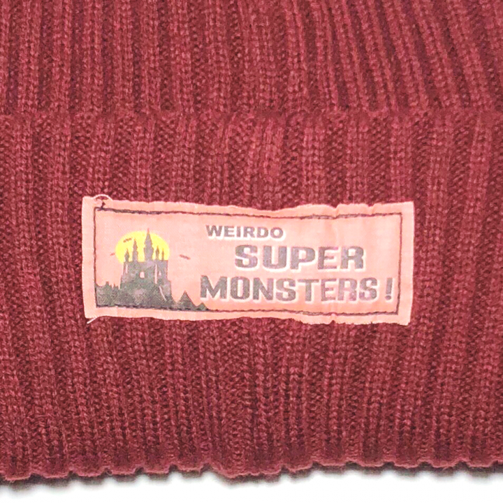 MONSTERS – JEEP KNIT / DRACULの商品画像5