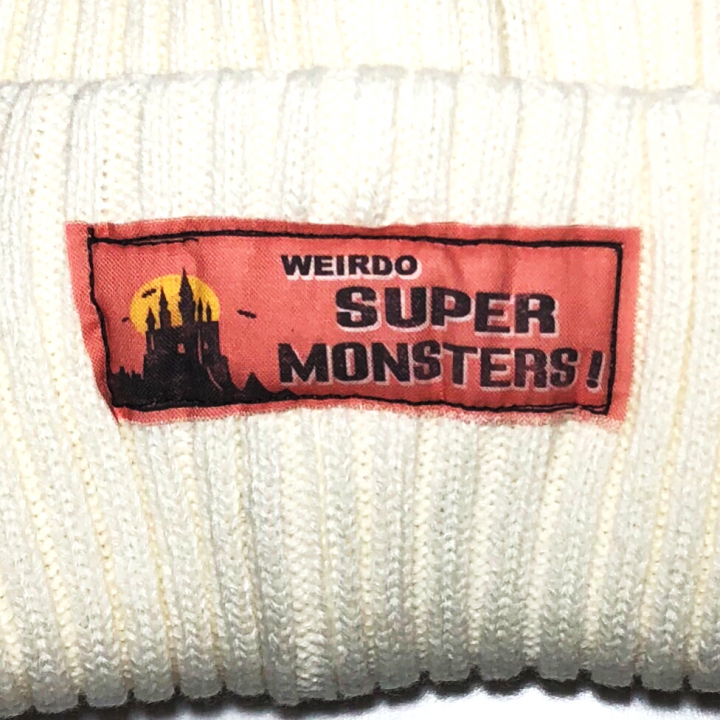 MONSTERS – JEEP KNIT / MAIMIEの商品画像5