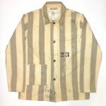 PADLOCKER – JACKET / GRY × IVR VINTAGEの商品画像