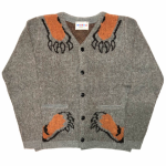 THE CIRCUS – CARDIGAN / GRYの商品画像