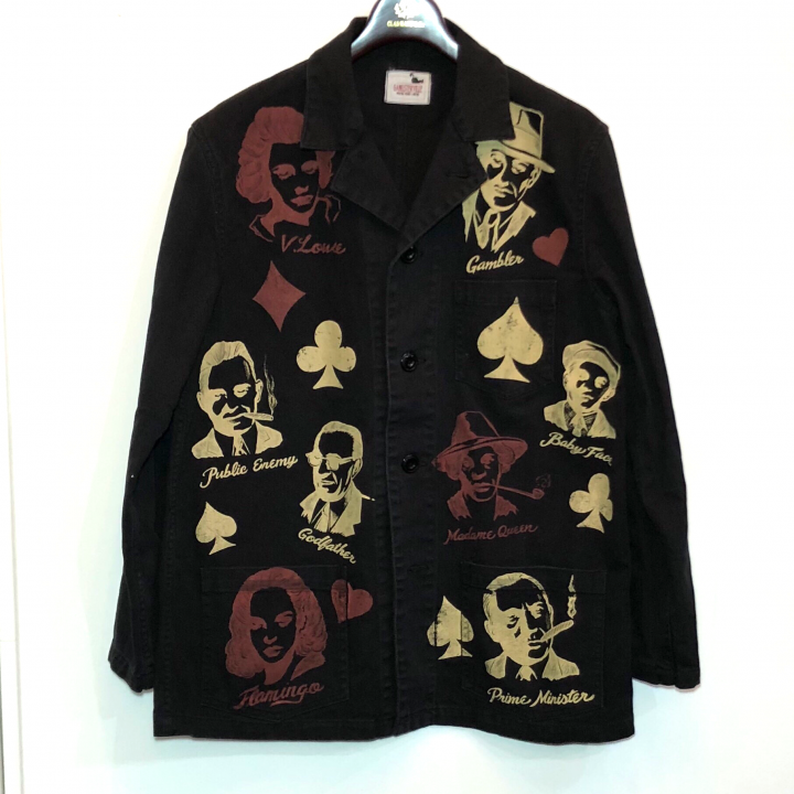 MOVSTER COAT / MIDDLE / BLKの商品画像1