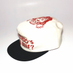 WINDY'S – WORK CAP / IVR × BLKの商品画像