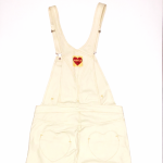 Sweet heart pocket overallsの商品画像