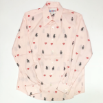 FOLLIES – L/S SHIRTS / PINKの商品画像