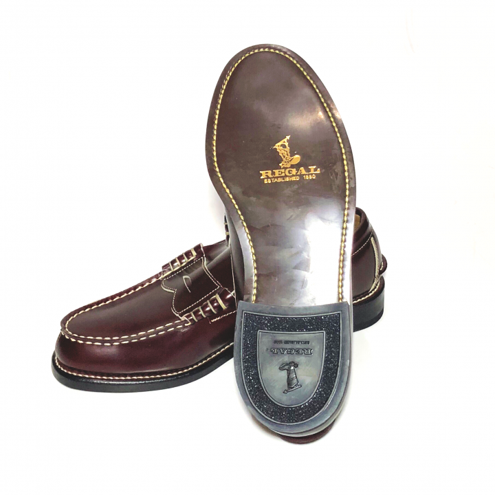 COIN LOAFERS SHOES / BRNの商品画像5