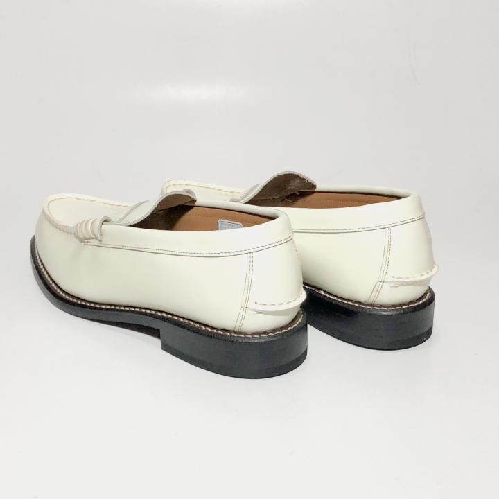 COIN LOAFERS SHOES / WHTの商品画像4
