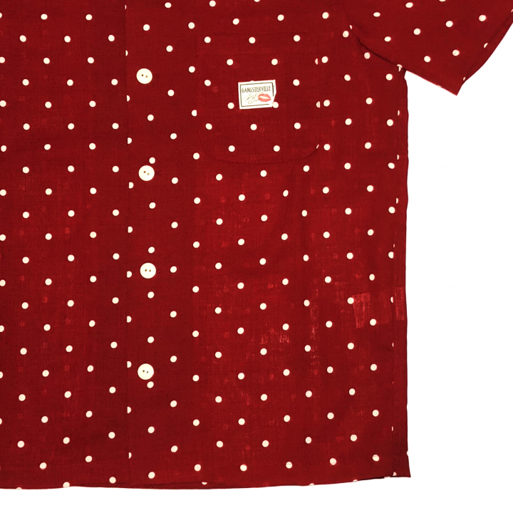 DIAMONDS – S/S SHIRTS / REDの商品画像4