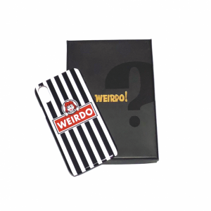 WEIRDO – i PHONE CACE / A / BLACK / IP Xの商品画像