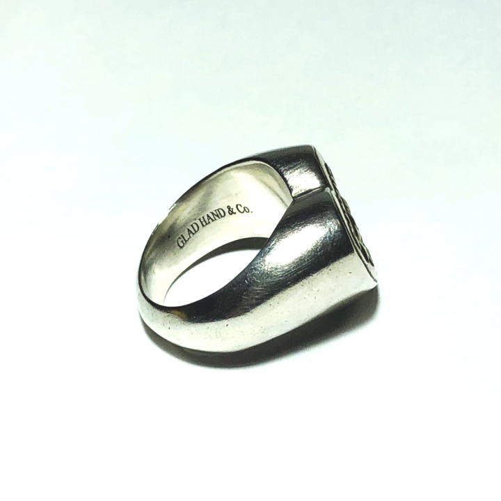 """BUTTON RING """"HEART"""" / SMALLの商品画像3"""