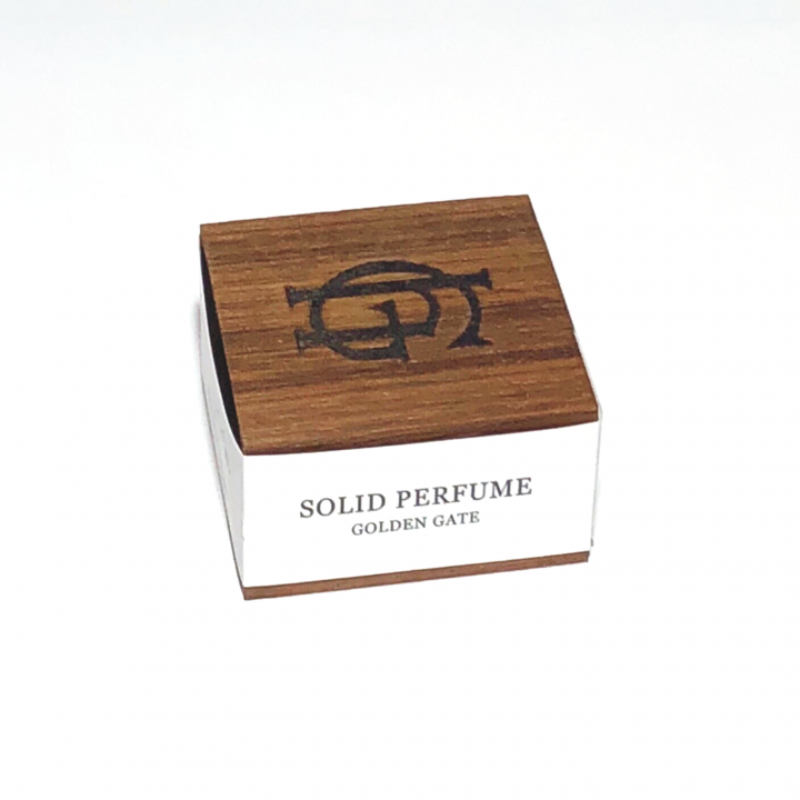 GH – SOLID PERFUME / GOLDEN GATEの商品画像1