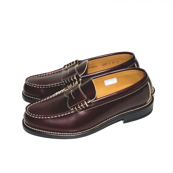 COIN LOAFERS SHOES / BRNの商品画像3