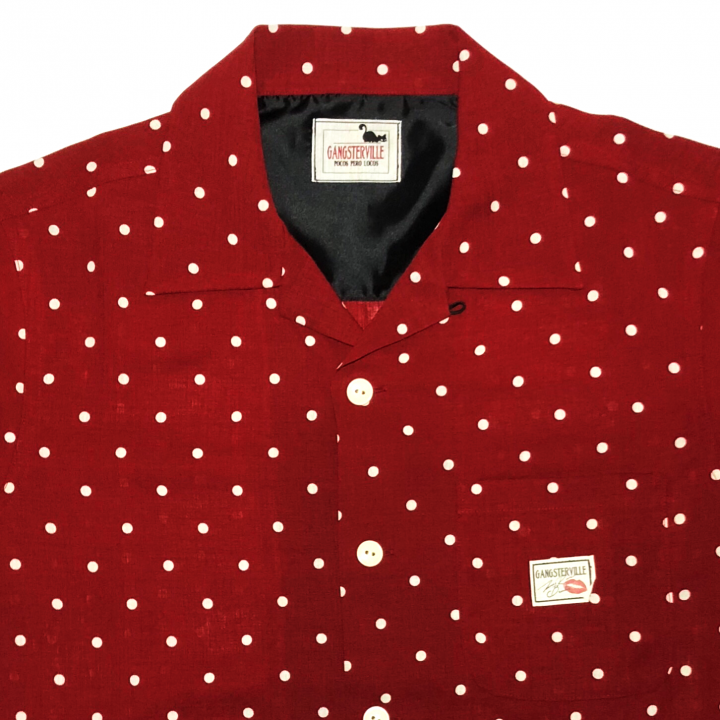DIAMONDS – S/S SHIRTS / REDの商品画像3