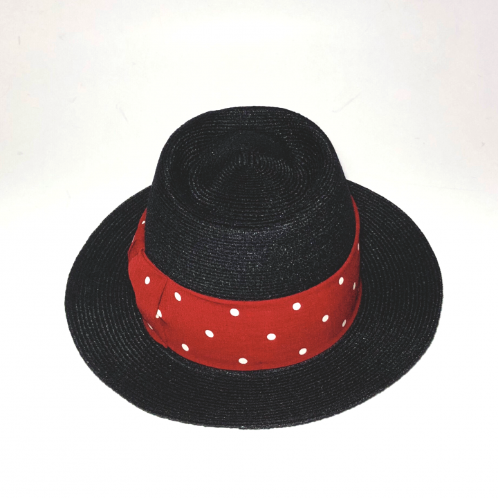 THE MIXTURE 7.19 – HAT / BLK/REDの商品画像4
