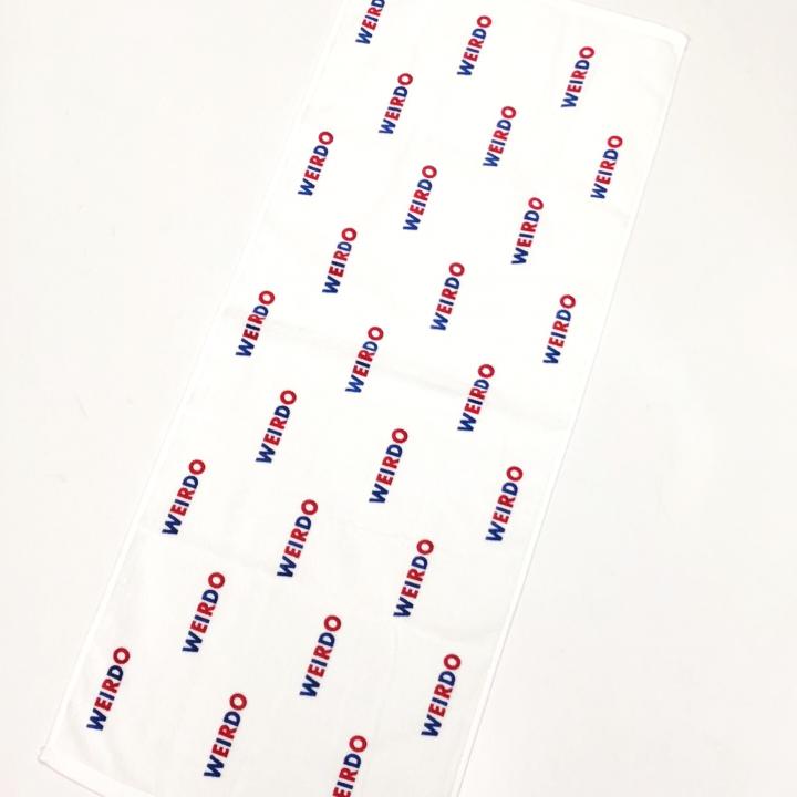 WEIRDO – TOWEL / FACE TOWELの商品画像3