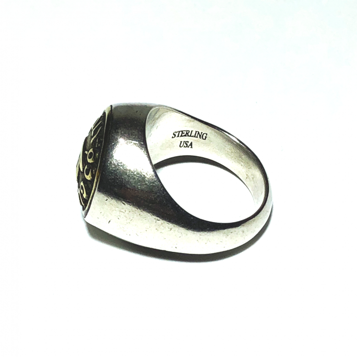 """BUTTON RING  """"HAT"""" / SMALLの商品画像3"""