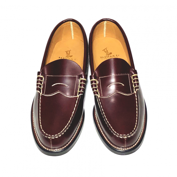 COIN LOAFERS SHOES / BRNの商品画像2