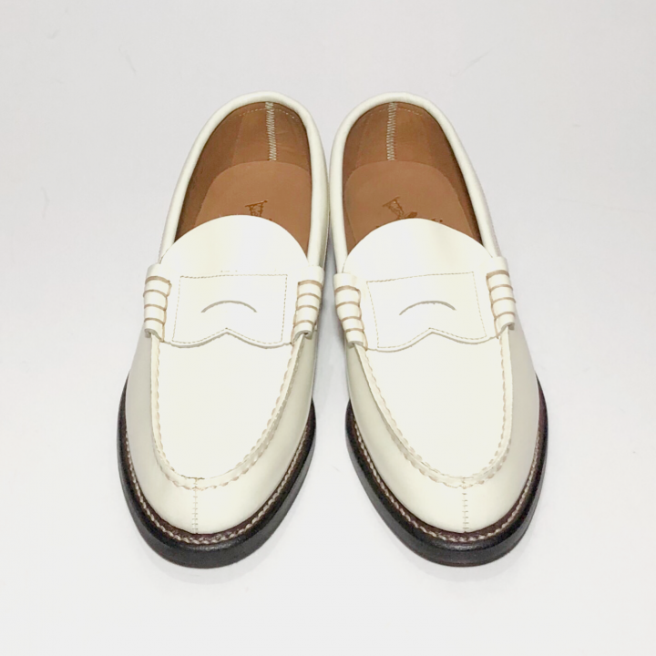 COIN LOAFERS SHOES / WHTの商品画像2