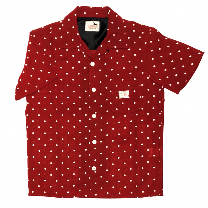 DIAMONDS – S/S SHIRTS / REDの商品画像1