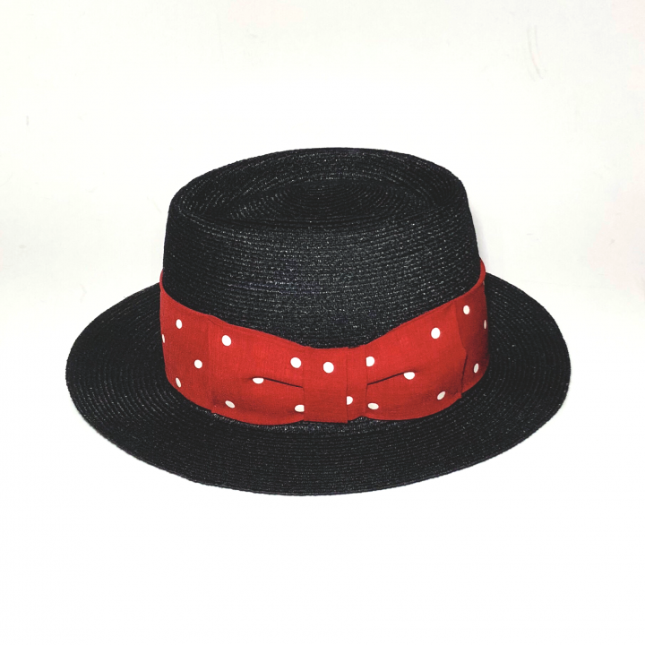 THE MIXTURE 7.19 – HAT / BLK/REDの商品画像2