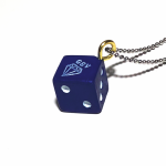 TUMBLING DICE – PENDANT / BLUEの商品画像