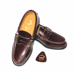 COIN LOAFERS SHOES / BRNの商品画像
