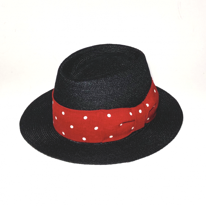 THE MIXTURE 7.19 – HAT / BLK/REDの商品画像1