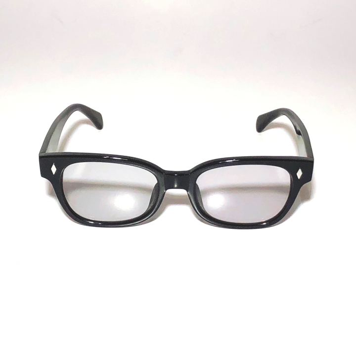 WEIRDO / FREAKY RIDERS – GLASSES / BLACK × GRAYの商品画像2