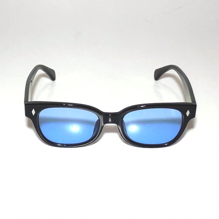 WEIRDO / FREAKY RIDERS – GLASSES / BLACK × BLUEの商品画像2