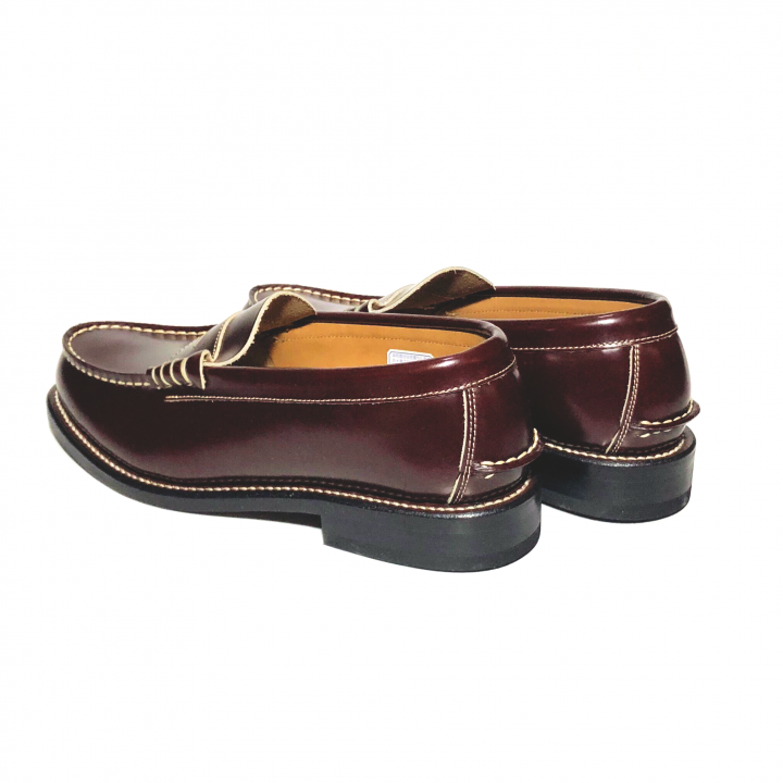 COIN LOAFERS SHOES / BRNの商品画像4