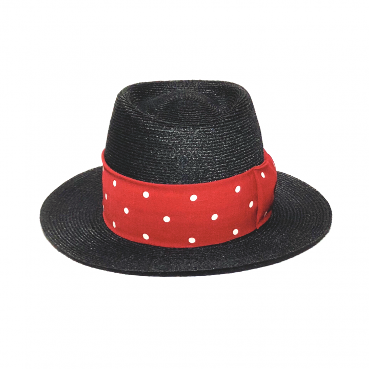 THE MIXTURE 7.19 – HAT / BLK/REDの商品画像3
