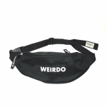 WEIRDO – FANNY PACK / BLACKの商品画像