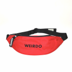 WEIRDO – FANNY PACK / REDの商品画像