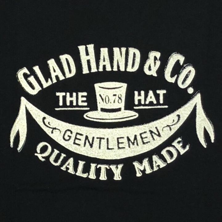 ADVERTISING HAT – T-SHIRTS / BLACKの商品画像2