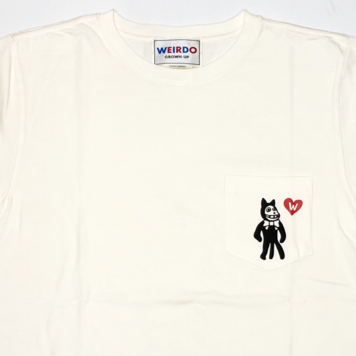 HEART OF FOLLIES DAILY S/S T-SHIRTSの商品画像2