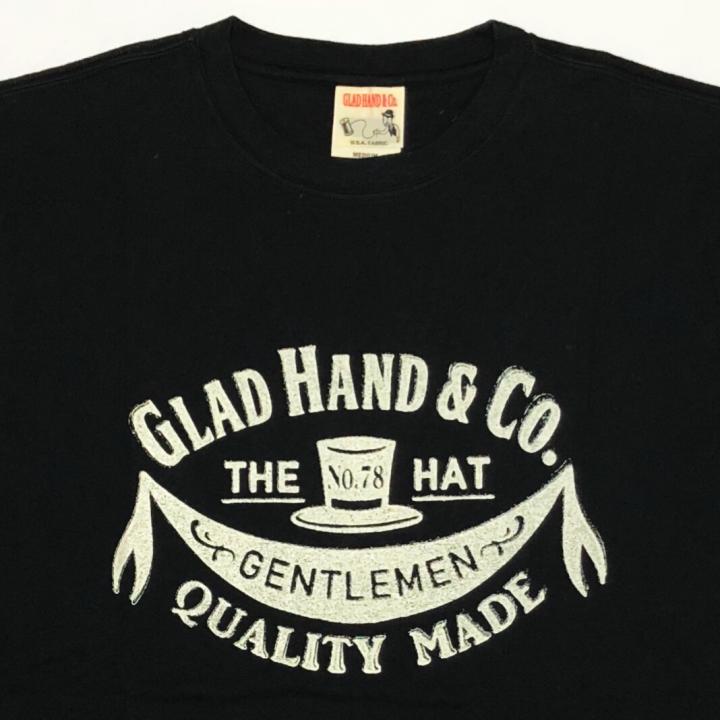 ADVERTISING HAT – T-SHIRTS / BLACKの商品画像3