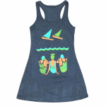 Swimmer Tank top dressの商品画像