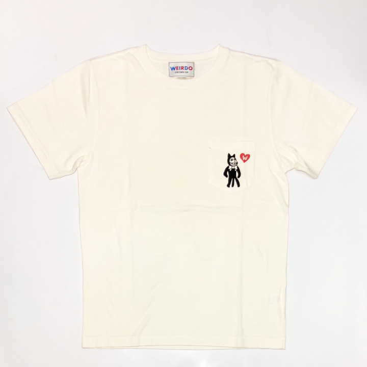 HEART OF FOLLIES DAILY S/S T-SHIRTSの商品画像1