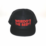 Weirdo's the Beef ? – MESH CAPの商品画像
