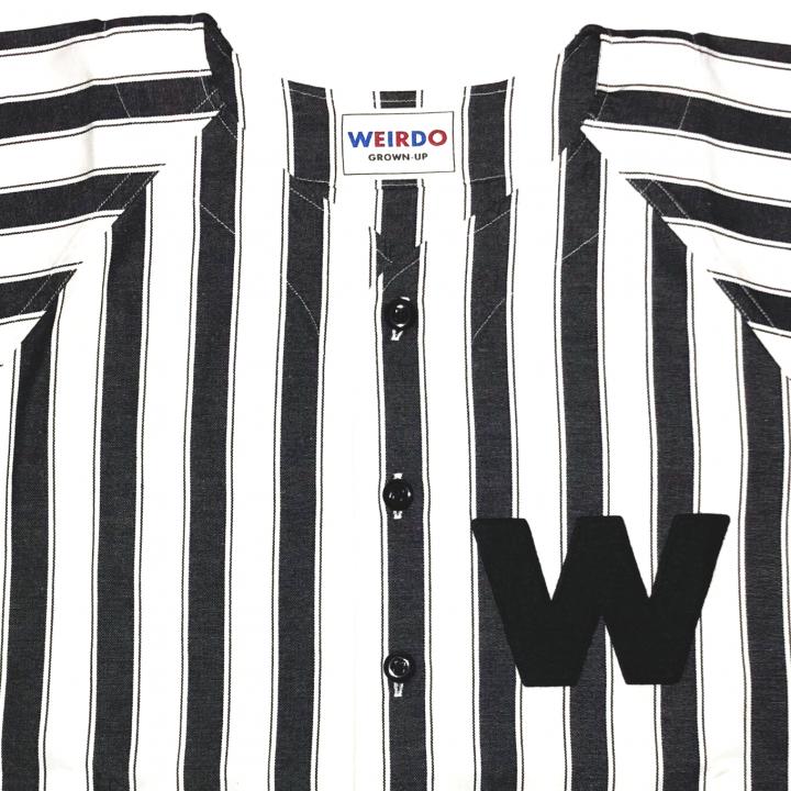 WINDY'S -S/S BASEBALL SHIRTS / BLACKの商品画像3