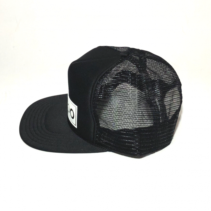 WINDY'S – MESH CAP / BLACKの商品画像3