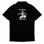 BLONDES – S/S SHIRTS / BLACKの商品画像