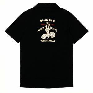 BLONDES – S/S SHIRTS / BLACKの商品画像