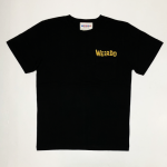 WEIRDO DAILY – S/S T-SHIRTS / BLACK × YELLOWの商品画像
