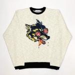 WOLF BAIT – KNIT L/S SHIRTSの商品画像