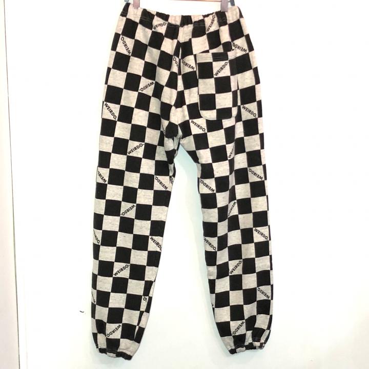 79 CHECKER – SWEAT PANTSの商品画像2
