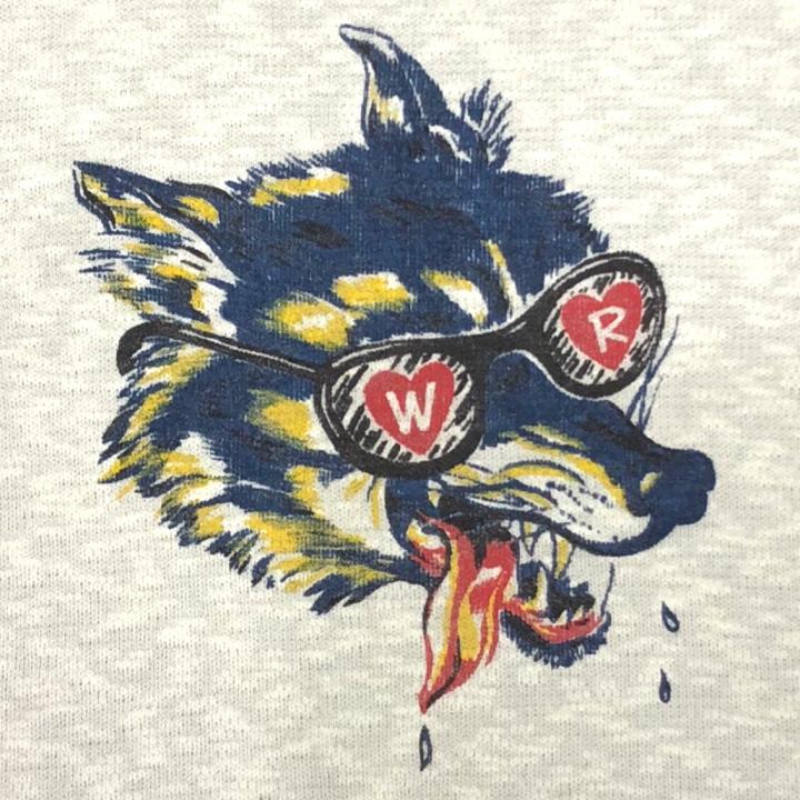 WOLF BAIT – KNIT L/S SHIRTSの商品画像4